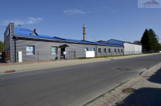 Commercial facility for sale with the area of 1430 m2