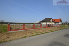 Land for sale with the area of 1169 m2