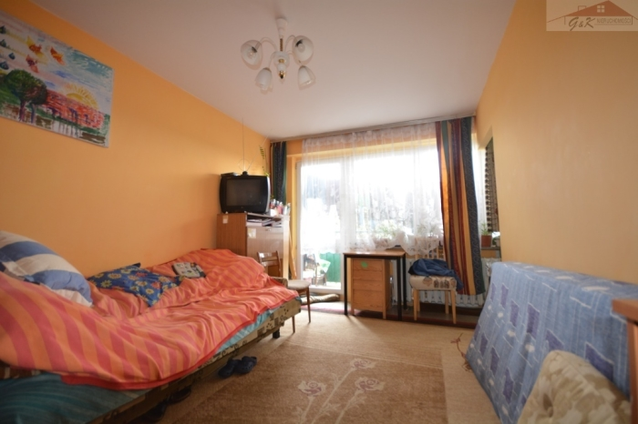 Apartment for sale with the area of 47 m2