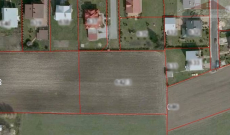 Land for sale with the area of 800 m2