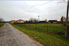 Land for sale with the area of 1500 m2