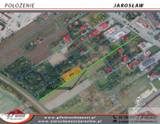 Land for sale with the area of 2320 m2