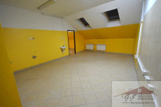 Commercial facility for rent with the area of 72 m2