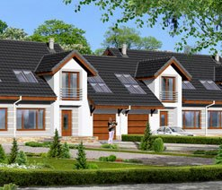 Nowe domy szeregowe